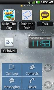 Silver Launcher- screenshot thumbnail