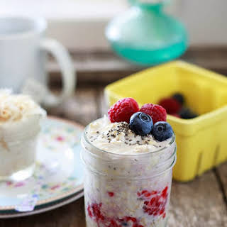 Easy Overnight Oats.