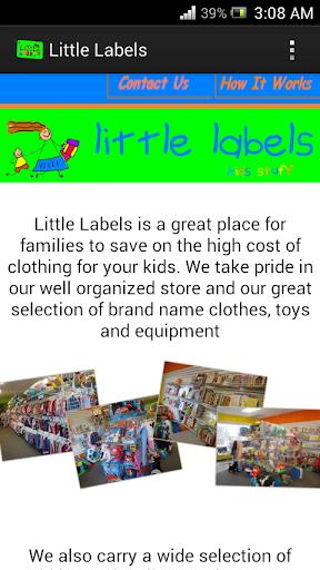 Little Labels