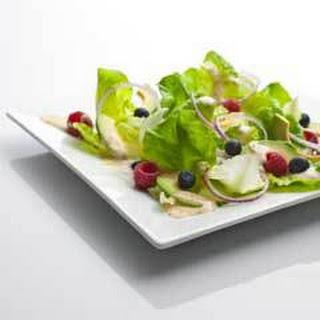 Sparkling Berry Green Tea Salad Dressing.