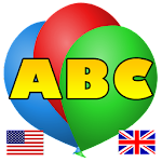 ABC Balloon Alphabet Kids