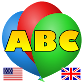 ABC Balloon Alphabet Kids