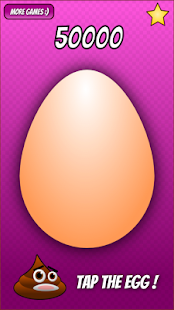Poo Egg Tamago clickers - screenshot thumbnail