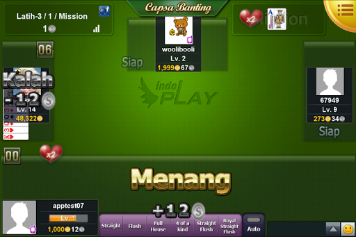 Mango Capsa Banting - Big2 1.3.4.2 screenshots 8