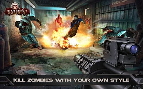 DEAD TARGET: Zombie v1.1.6