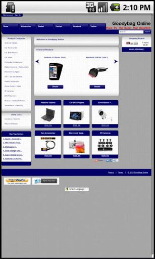 Goodybag Online