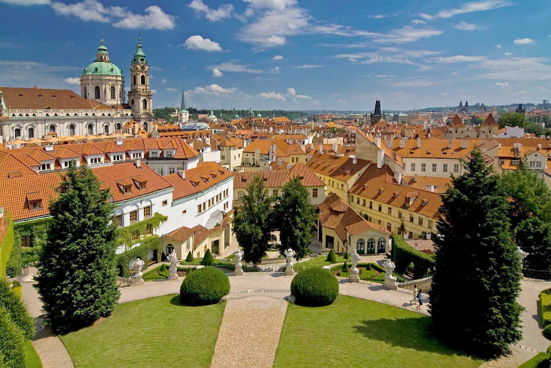 Prague, capital of the Czech republic and the historical capital of Bohemia, is arguably the most beautiful city in Europe.