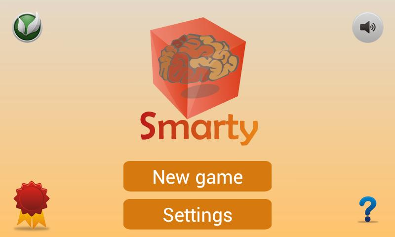 Smarty- screenshot