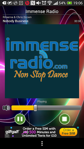 Immense Radio