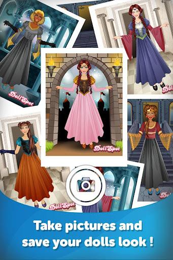 【免費休閒App】Medieval Dress Up Makeover-APP點子