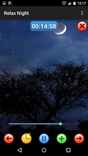 放鬆之夜 - 大自然的聲音