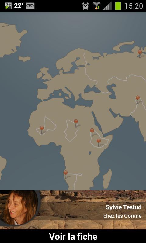 Rendez-vous en Terre Inconnue - screenshot