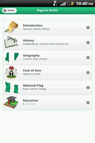 Explore Nigeria- screenshot