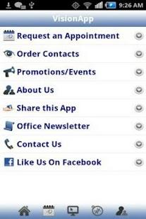 VisionApp 1- screenshot thumbnail
