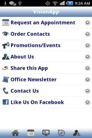 VisionApp 1- screenshot