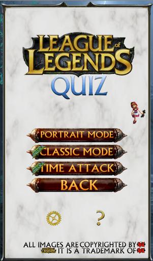 LoL Quiz Deluxe