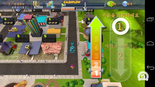 Capital City: 자금 전략 게임
