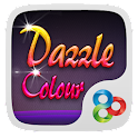 Dazzle Colour GOLauncher Theme icon