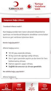 Türk Kızılayı- screenshot thumbnail