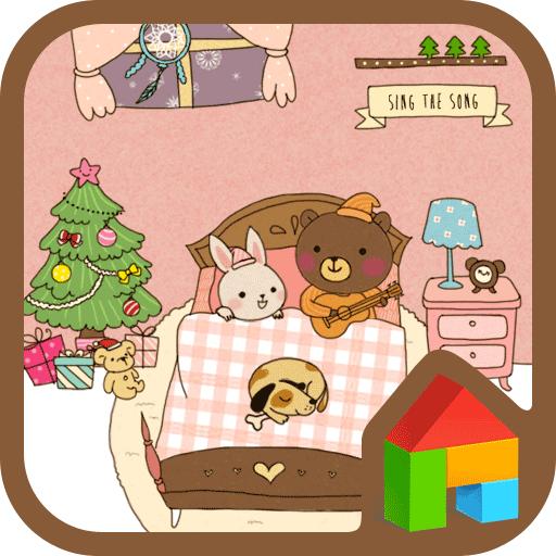 씽더쏭(자장가)도돌런처테마 個人化 App LOGO-APP試玩
