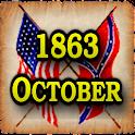 1863 Oct Am Civil War Gazette