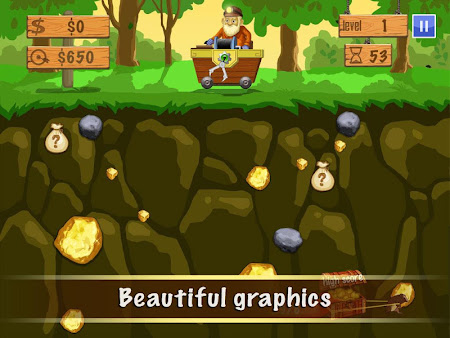 Gold Miner Deluxe 1.2.4 screenshot 356038
