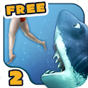 Hungry Shark 2 Free! logo