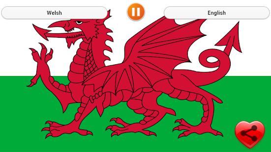 National Anthem of Wales screenshot