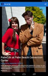 New Times Broward Palm Beach - screenshot thumbnail