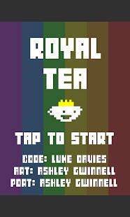 Royal Tea- screenshot thumbnail