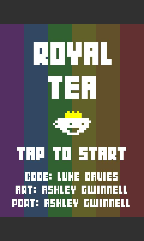 Royal Tea- screenshot