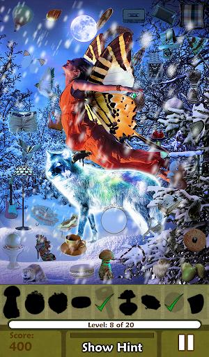 Hidden Object - Frost Fairies
