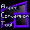 Aspect Conversion Tool logo