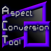 Aspect Conversion Tool