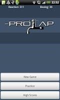 Screenshot of ProTAP