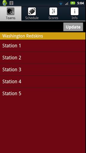 Washington Football Live