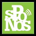 Sponos Radio icon