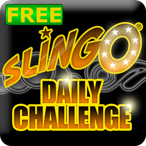 5 card slingo challenge