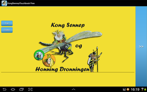 Kong Sennep Touchbook Free- screenshot thumbnail