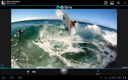 Review: Using the GoPro Hero3+ Black Edition camera with Apple's iPhone