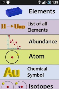 Atomic Chemistry and Physics - screenshot thumbnail