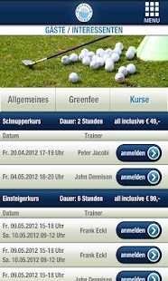 Golfclub Hösel- screenshot thumbnail