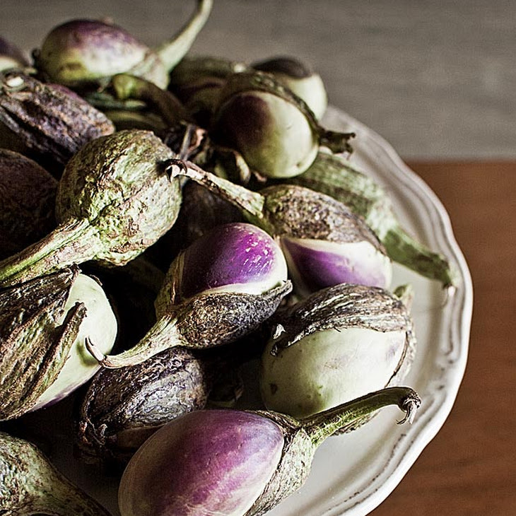 Traditional Almagro Pickled Eggplant Recipe