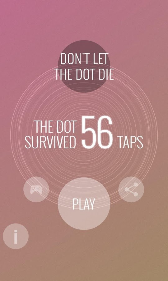 Don't Let the Dot Die- screenshot
