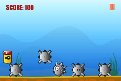 Blowfish- screenshot