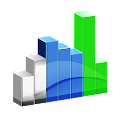 Professional Stock Chart icon