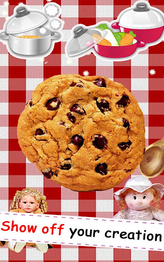 Cookie Yum Free Cooking Games