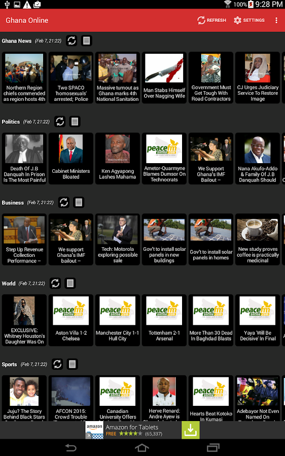 Ghana News Online - Android Apps on Google Play