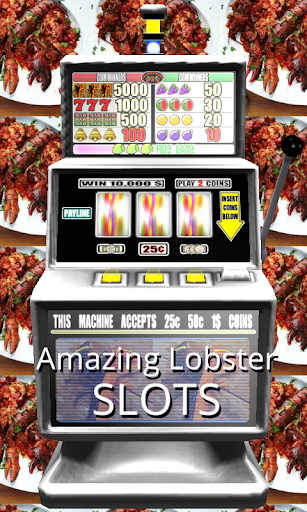 3D Amazing Lobster Slots