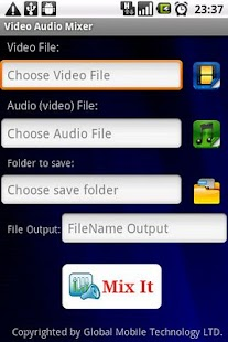 Video Audio Mixer Pro- screenshot thumbnail
